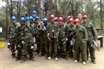Paintball Valencia Estivella
