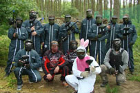Megacampo Paintball Madrid